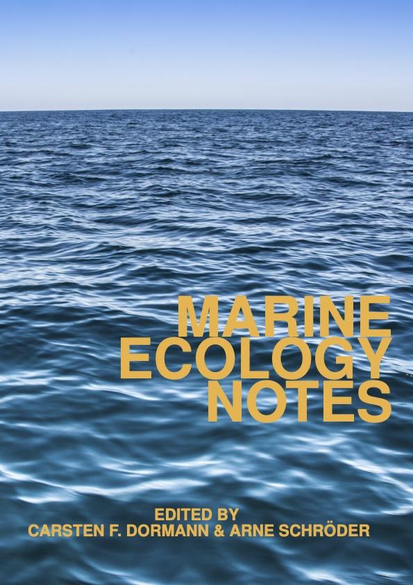 marine ecology notes